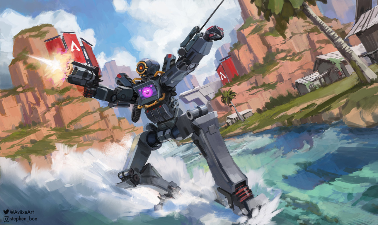 Titanfall 2 Online Playerbase Thanks To Apex Legends Revived