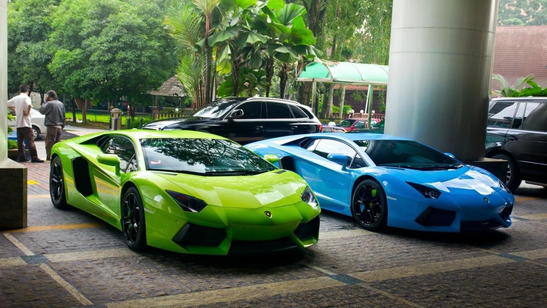 Vehicles Lamborghini Huracan Wallpaper