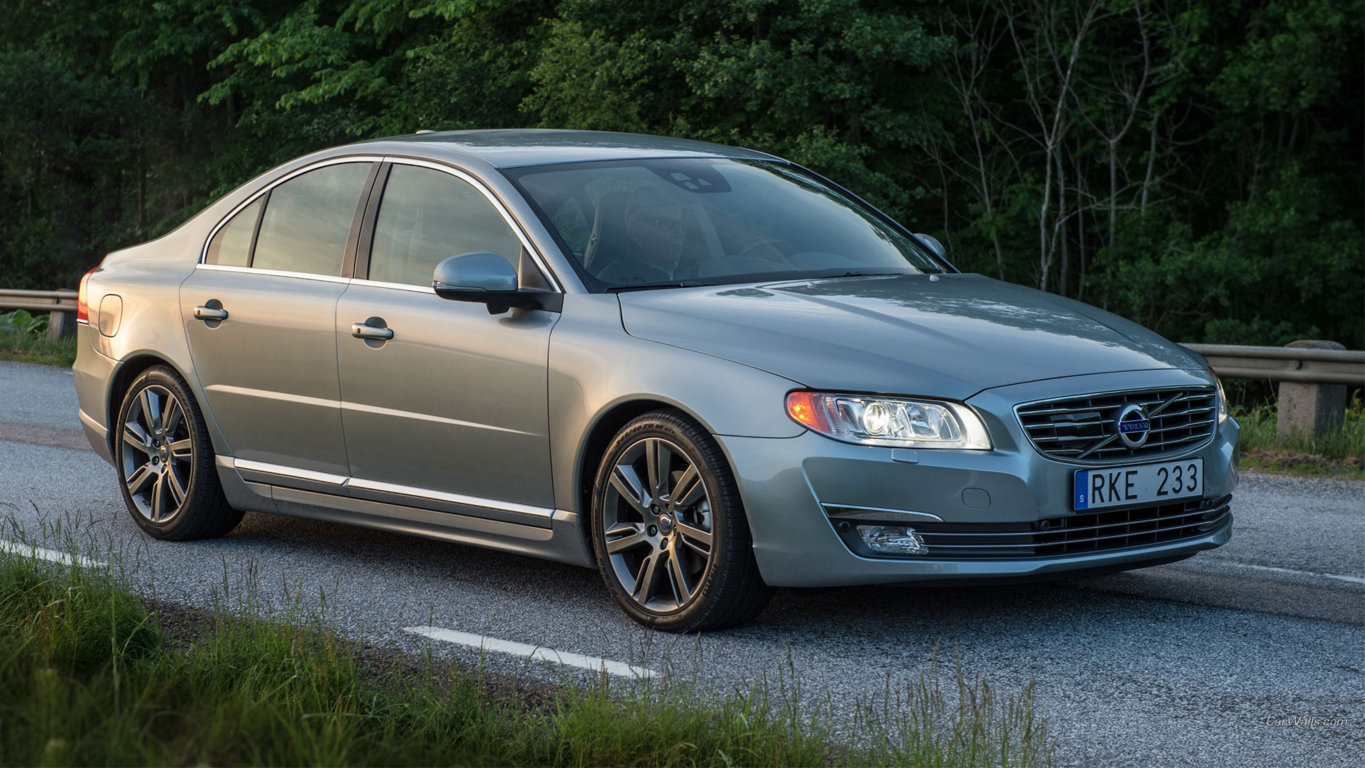 Volvo Hd Wallpaper And Image Background