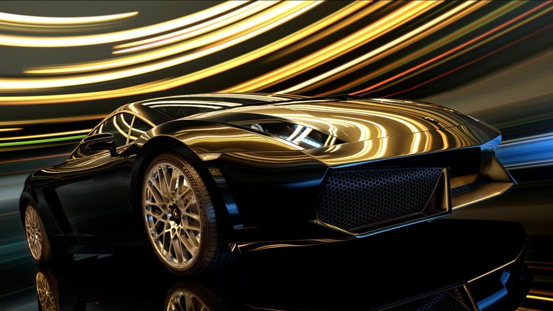 White Lamborghini 4k Hd Wallpaper For Wide & Ultra Desktop
