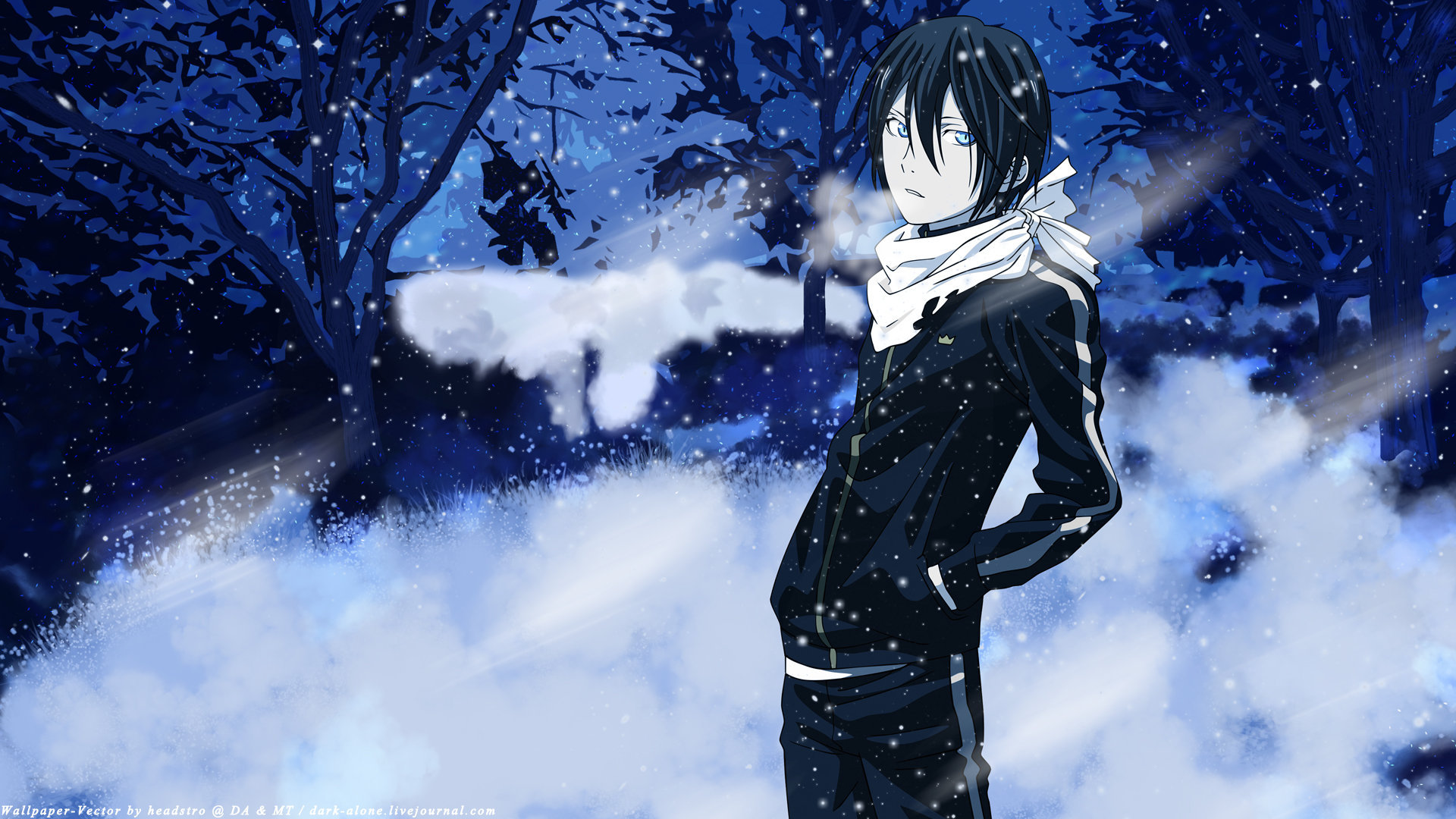 Anime Character Male Wallpaper