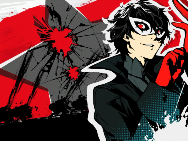 Another phone wallpaper for anyone who wants it Persona5