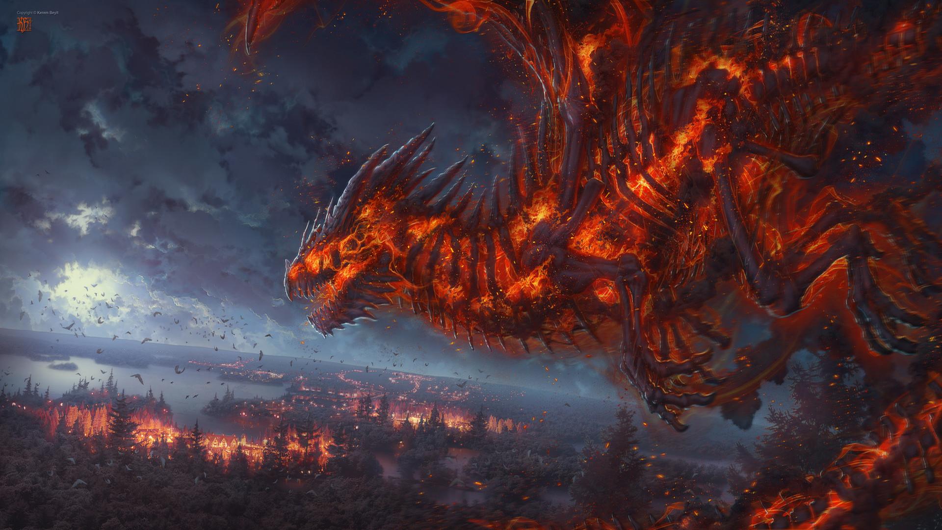 Dragon Fantasy Wallpapers HD Desktop PC Wallpapers