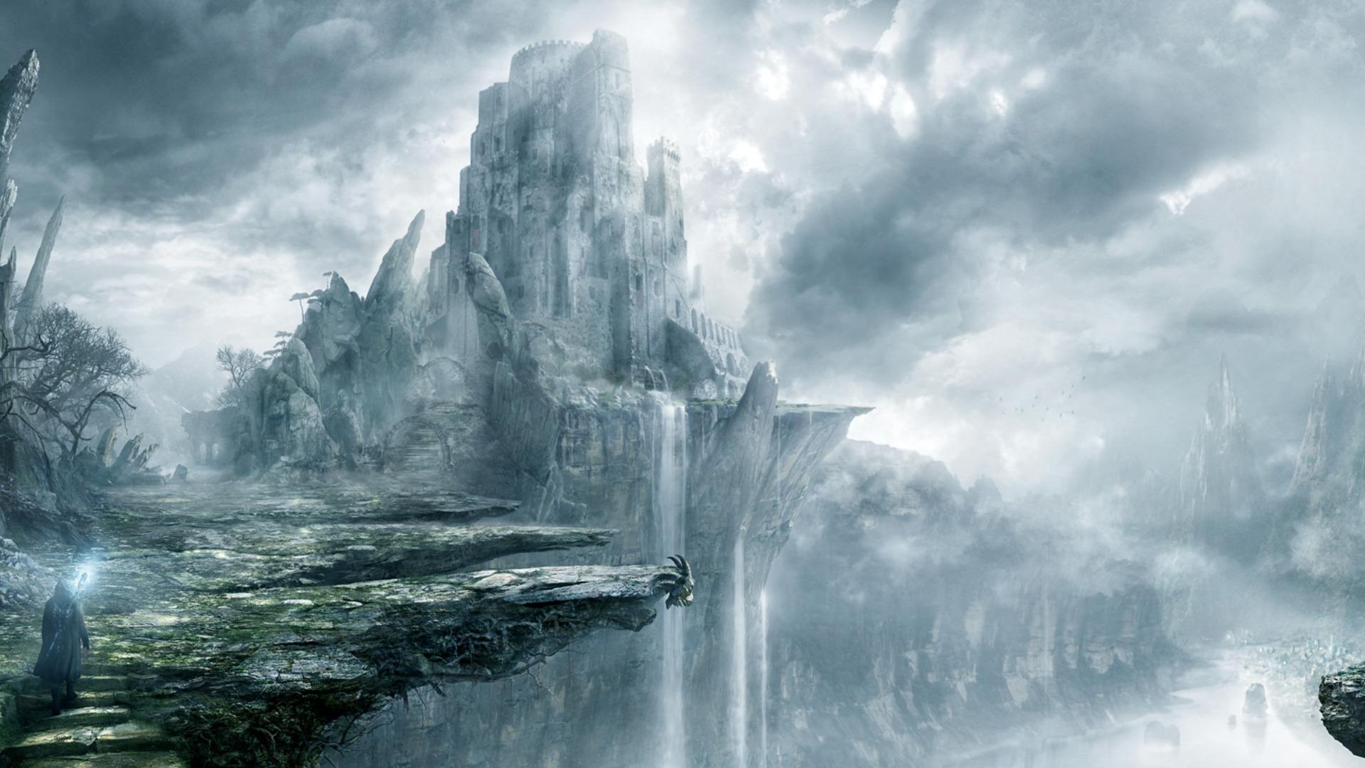Fantasy Landscape HD Wallpaper Picture Image