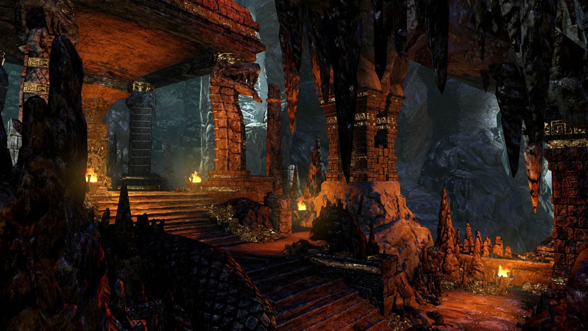 Fantasy Landscapes Fantasy Landscape Wallpaper Background