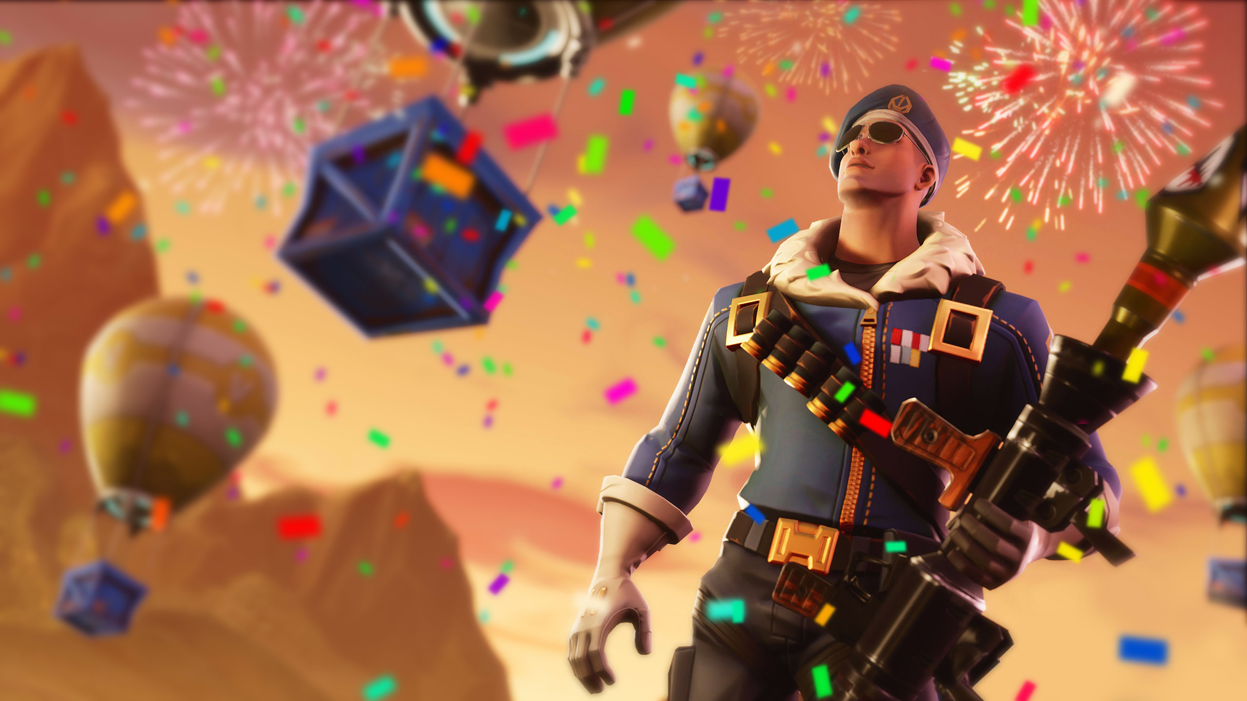 Fortnite Battle Royale Wallpapers that you have to use