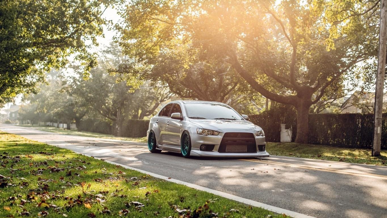 Free Mitsubishi wallpaper