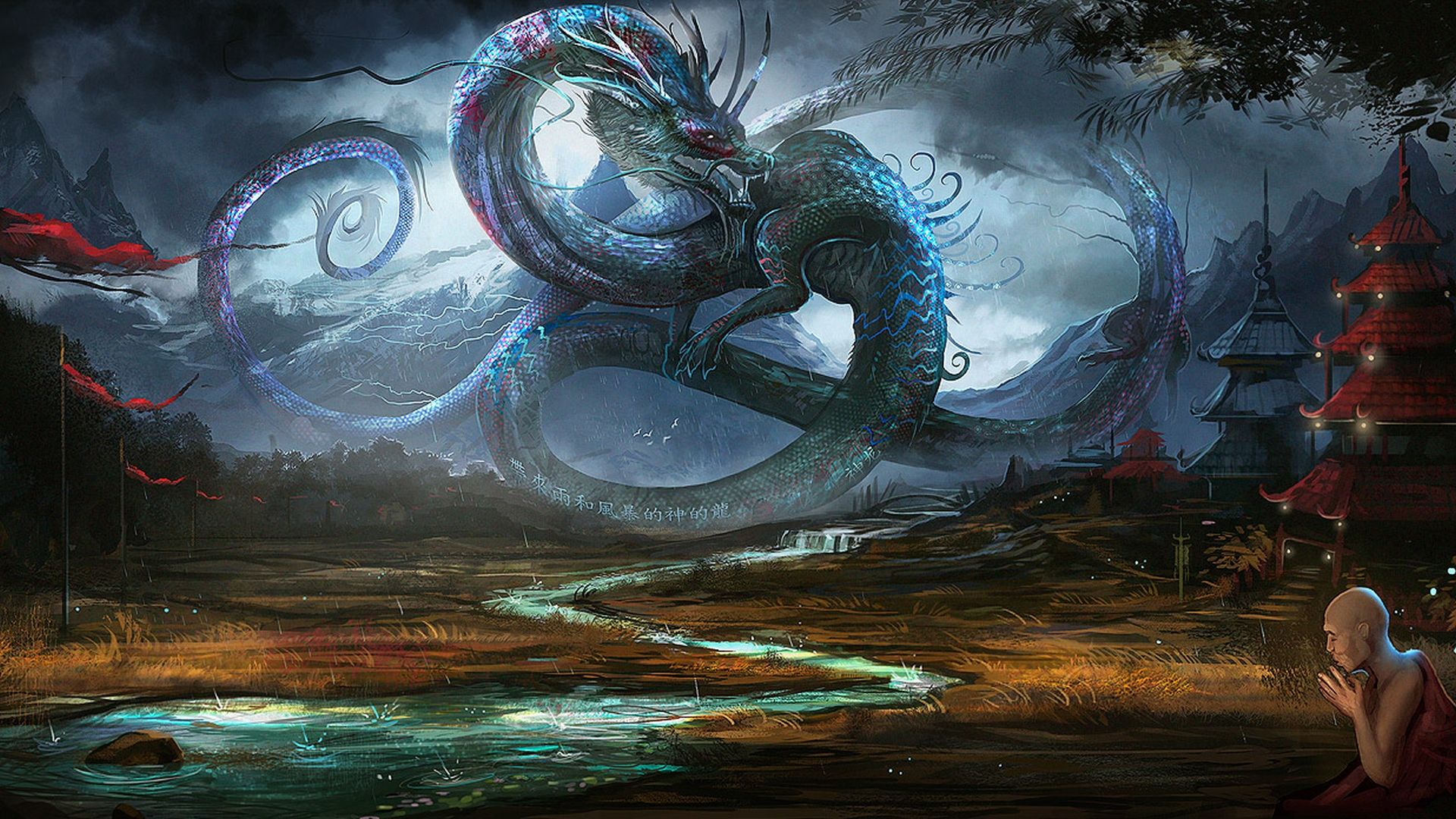 Free and Stunning Dragon Wallpaper Collection
