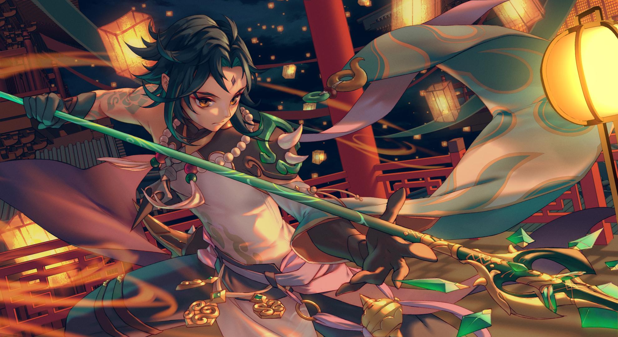 Genshin Impact Wallpaper Collection hd Genshin Impact