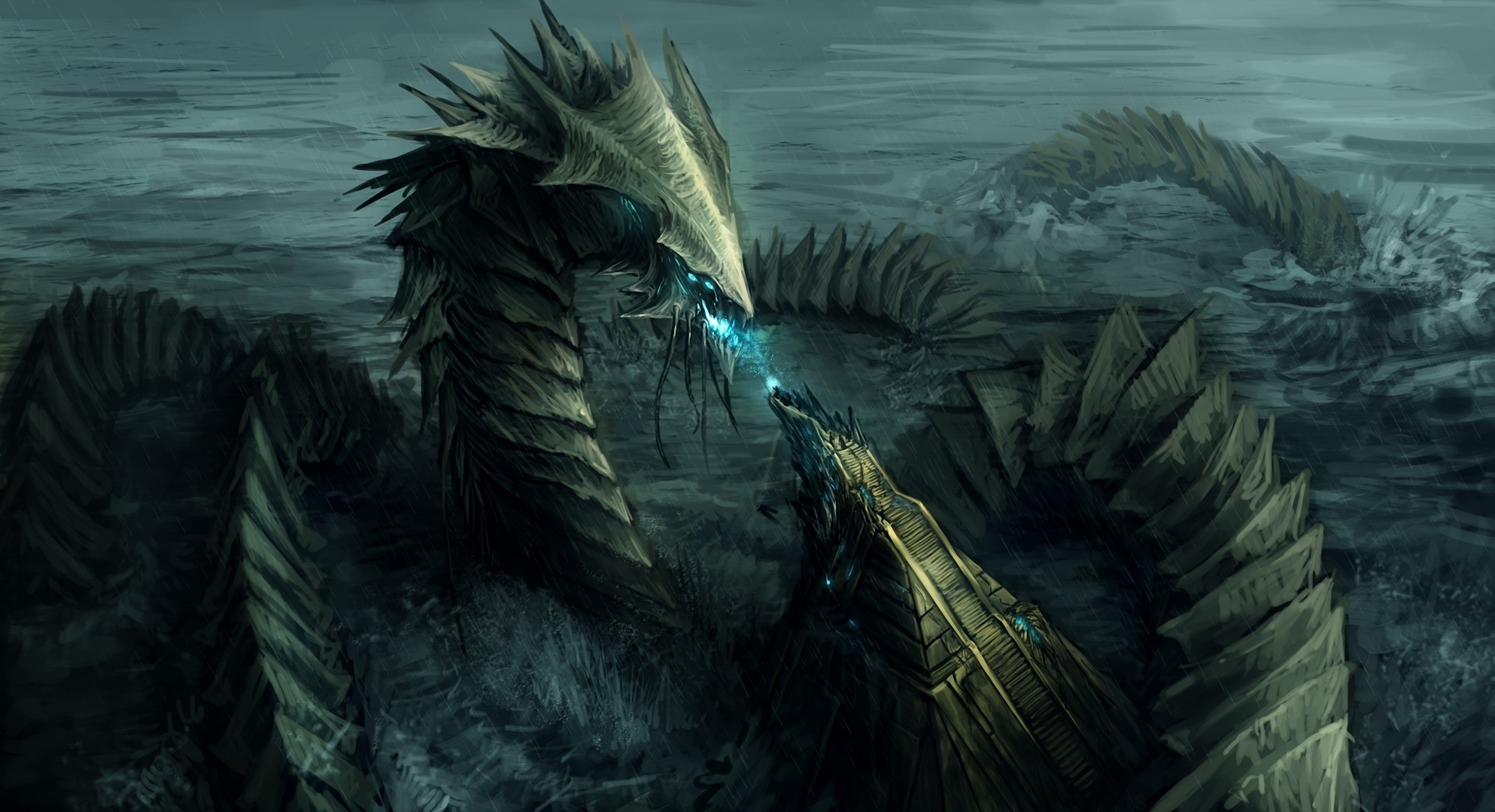 Mythical Creature Wallpaper Beautiful Mythical Creatures
