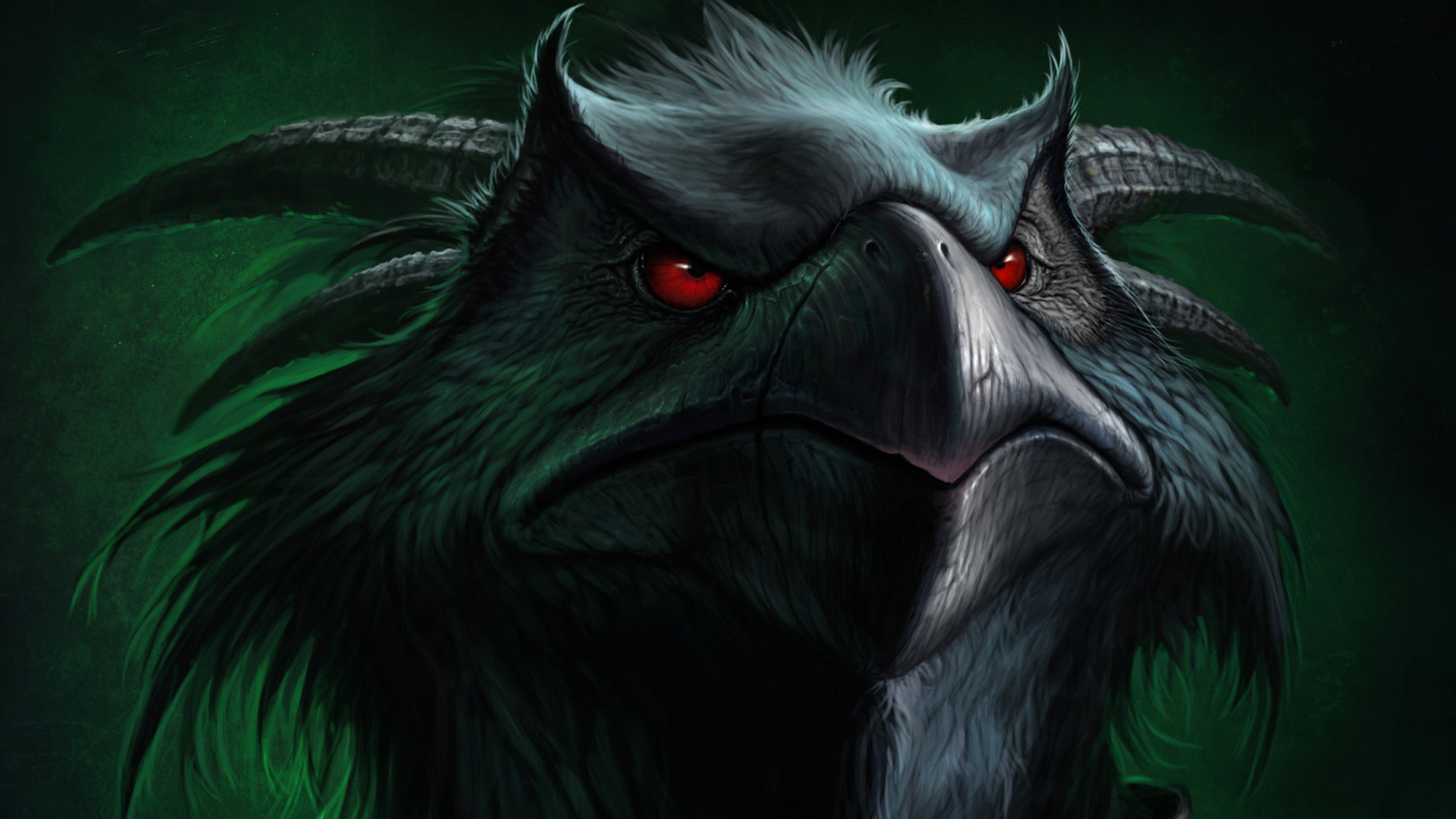 Mythical creatures wallpaper Full HD desktop
