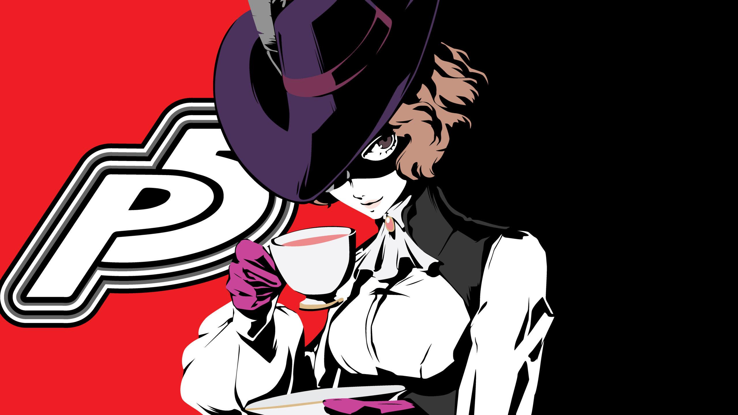 Persona 5 Intro 4k Wallpaper