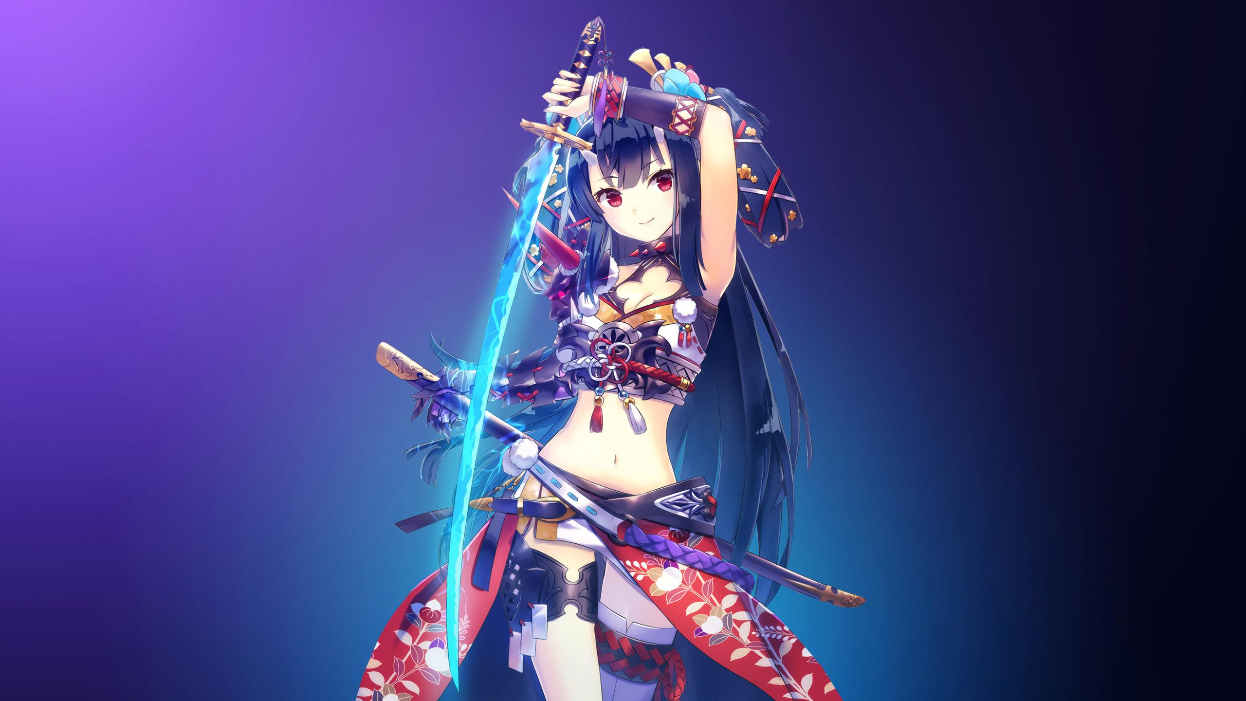 Sky Anime 4K HD Desktop Wallpaper for Wide & Ultra Widescreen